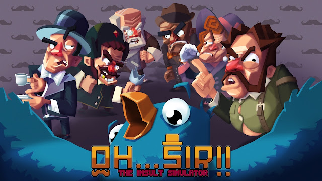 oh... sir! the insult simulator