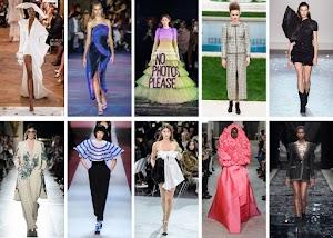 Fashion Week: Haute Couture Printemps ete 2019