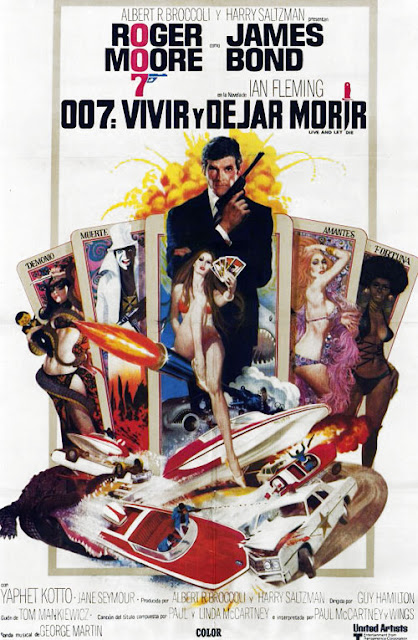 Live and Let Die (1973) ταινιες online seires oipeirates greek subs
