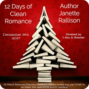 12 Days of Clean Romance - Day 5 featuring Janette Rallison - 8 December