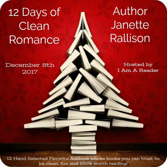 12 Days of Clean Romance - Day 5 featuring Janette Rallison
