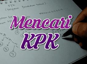 Contoh Soal Matematika KPK Kelas 8 SMP