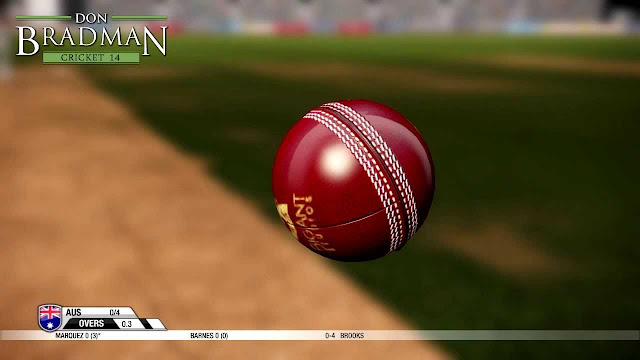 don bradman cricket 17 gameplay