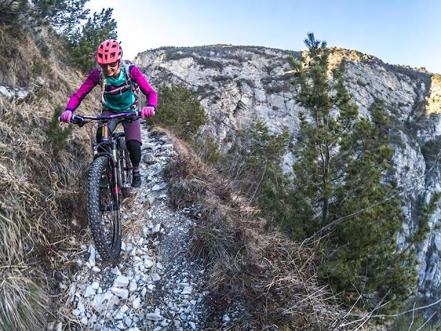 riva del garda mountainbike tour mtb cima tignalga