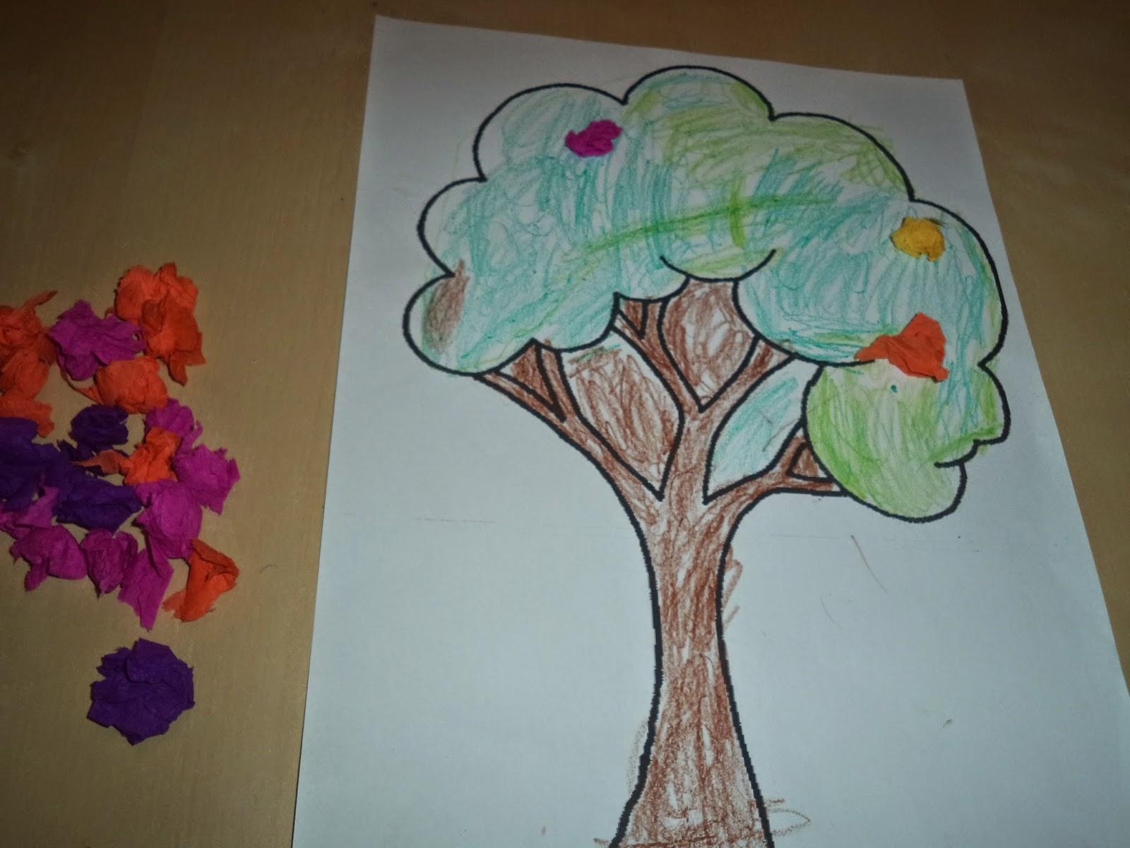 Manute Jucause Copacul Primaverii