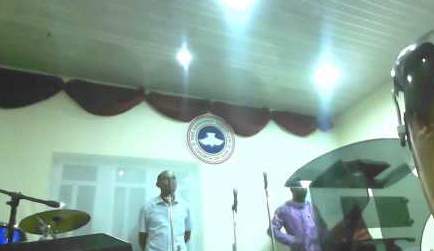 buhari steals ac rccg church abuja