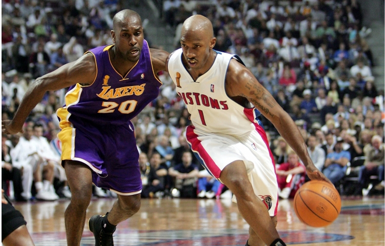Pistons Vs Lakers: DAR Sports Retrospective: 2004 NBA Finals- Pistons Vs