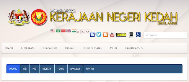 Rasmi - Jawatan Kosong (MSN Kedah) Majlis Sukan Negeri Kedah Terkini 2019