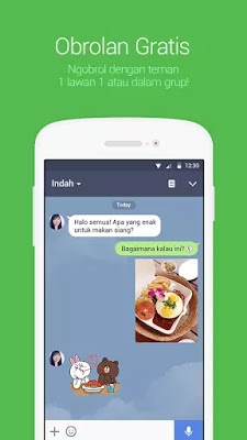 Download LINE: Free Calls & Messages Apk Versi Terbaru Gratis Download for Android Change Theme