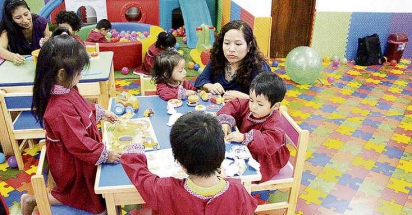 Universidad María Auxiliadora de SJL abre guardería para hijos de sus alumnas