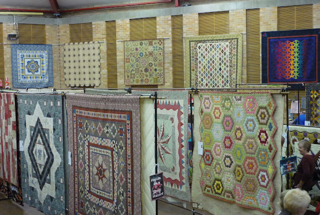 The Springwood Community Quilt Show 2011
