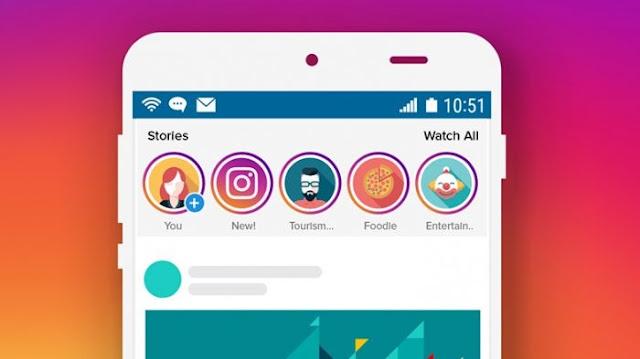 Instagram Stories - Cara Mudah Memasang Iklan di Instagram lewat Ads Manager
