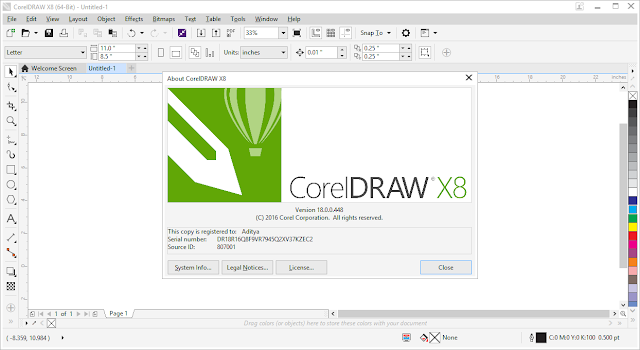 corel draw software with crack free download