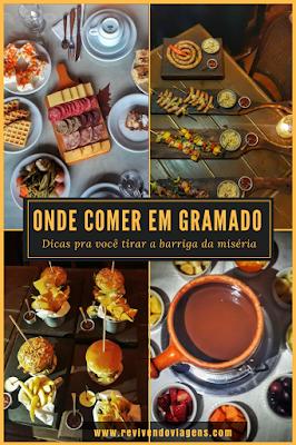 onde comer bem em Gramado