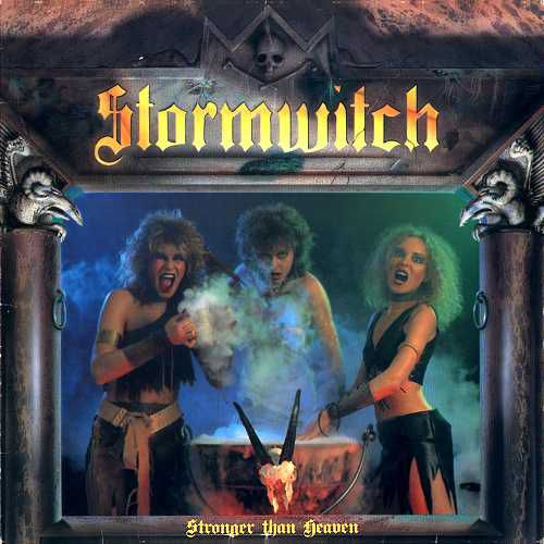 Johnny Steele Power Of The Night: MetaL Music: Stormwitch