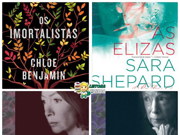 Lançamentos: HarperCollins Brasil