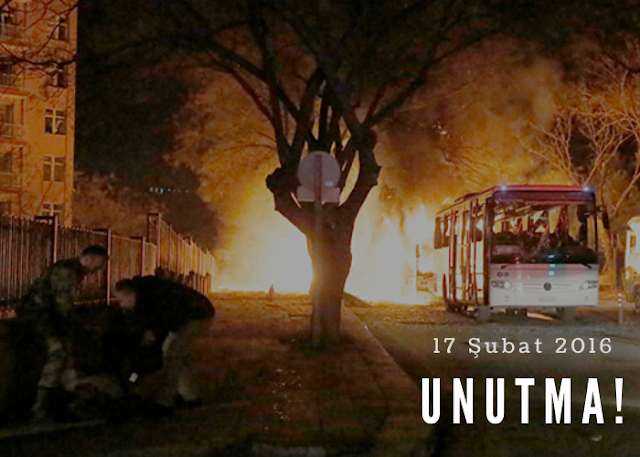 Ankara Saldırı