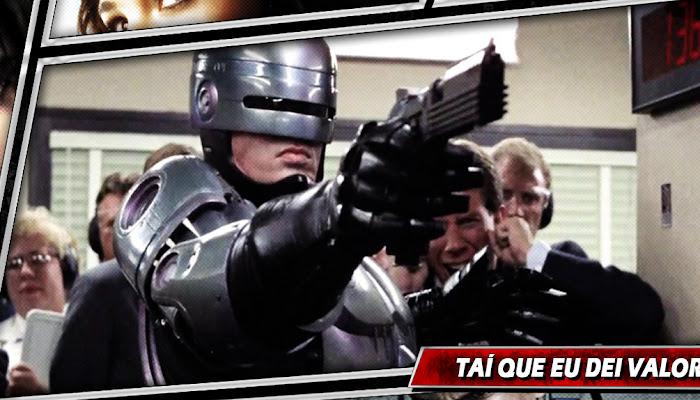 ROBOCOP TERÁ NOVO FILME COM DIRETOR DE DISTRITO 9 E CHAPPIE!