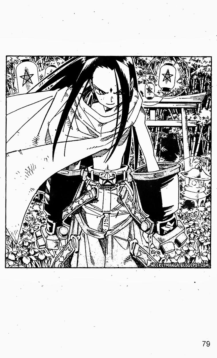 Shaman King [Vua pháp thuật] chap 139 trang 4