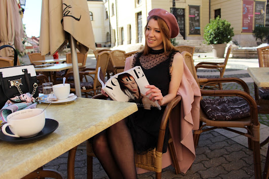 King Street Fashionista: Vogue and Coffee
