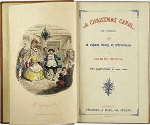 Reseña de Cuento de Navidad, de Charles Dickens