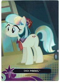 My Little Pony Coco Pommel Series 2 Dog Tag