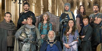 Actores de la serie Los Pilares de la Tierra