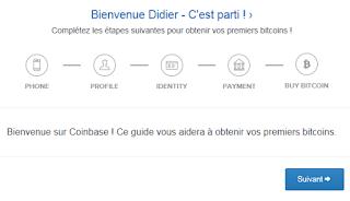 revue de Coinbase