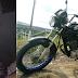 Polícia Militar localiza moto furtada no centro de Chã Grande
