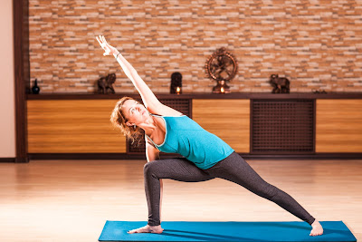 arina yoga
