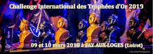 Challenge International des Trophées d'Or 2019