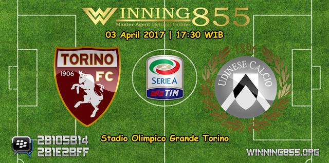 Prediksi Skor Torino vs Udinese 03 April 2017