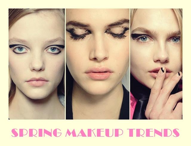spring makeup trends 2016