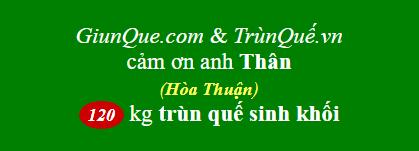Trùn quế Hòa Thuận