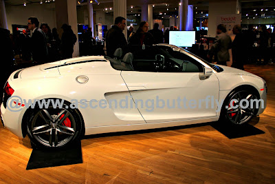 Luxury Car at Luxury Technology Show #theLTS New York City