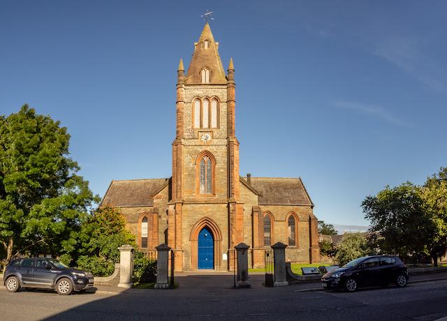 Photo of  Kirkcudbright Parish Church