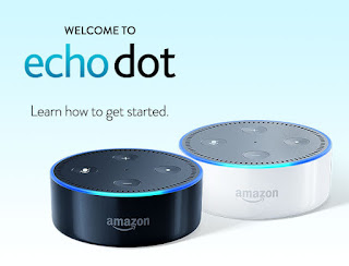 image of amazon echo dots