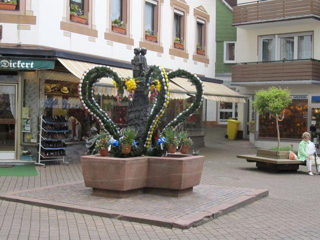 Ostergruß Marktplatz
