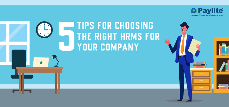 Choose right HRMS Software