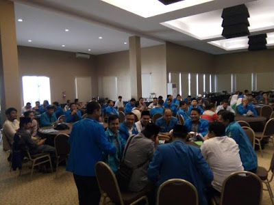 Rakerda KNPI Bahas Optimalisasi Peran Pemuda di Karawang