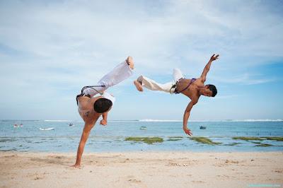 Olahraga capoeira - berbagaireviews.com