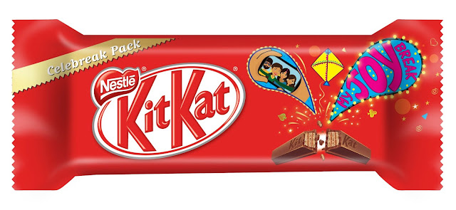 Celebreak with KIT KAT