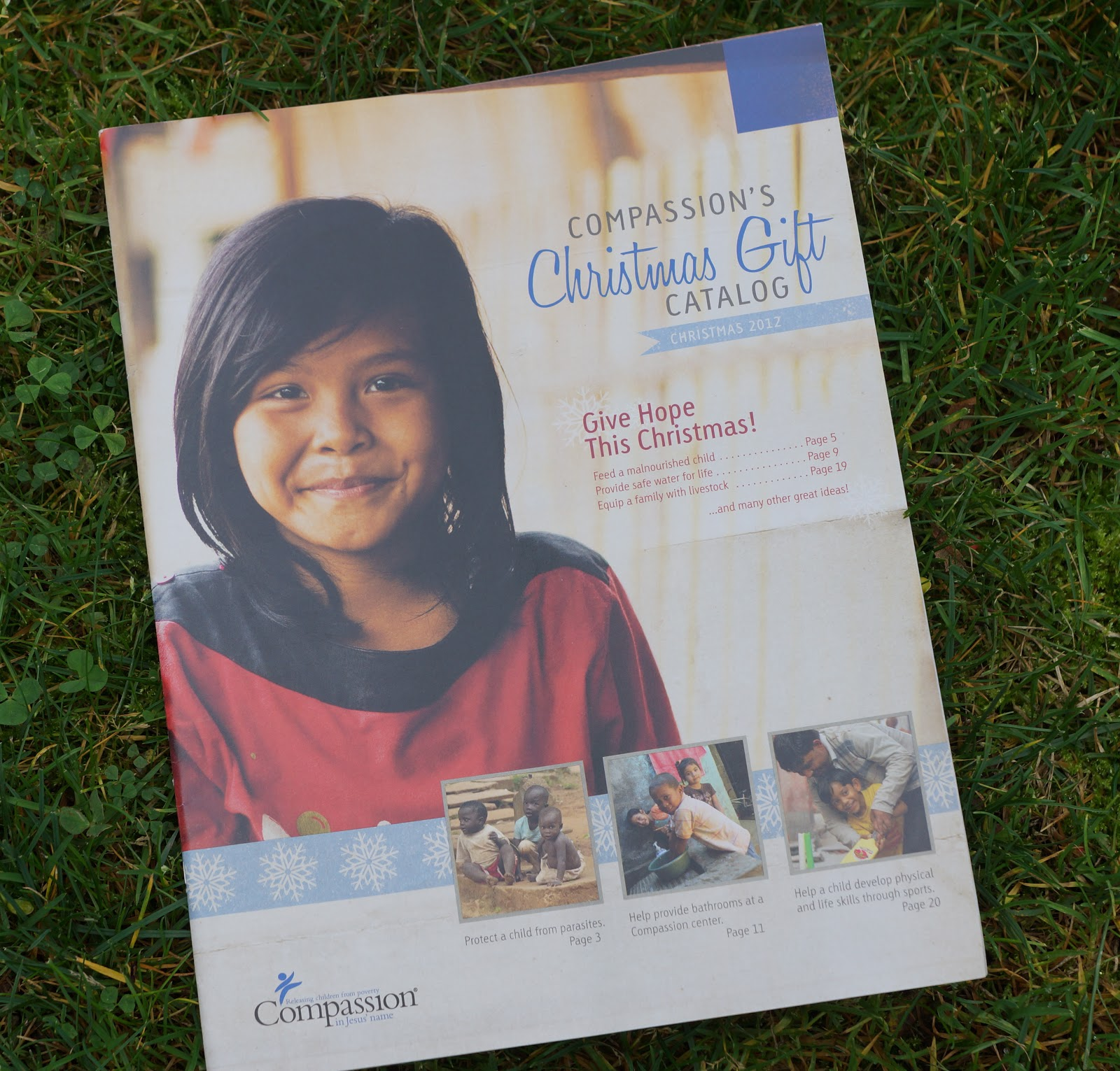 Compassion Family: Compassion's Christmas Gift Catalog