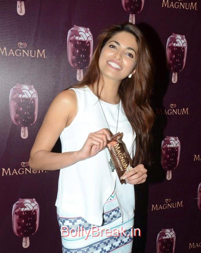 Parvathy Omanakuttan, Urvashi Rautela,Sana Khan, Soha Ali Khan, Magnum's Choco Cappuccino flavour Icecream Launch