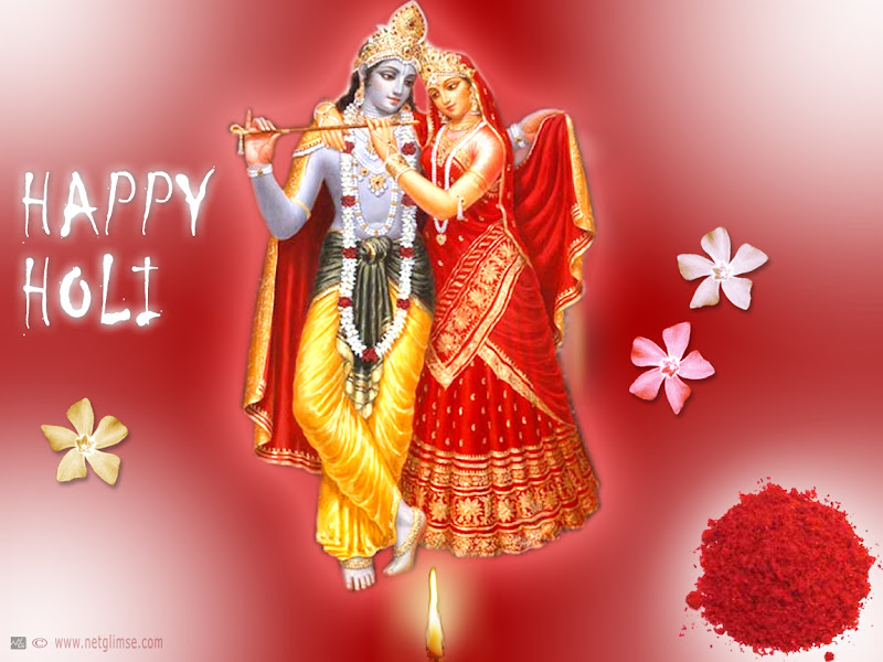 NEW WALLPAPER ON 2012: happy holi wallpaper : lyric happy holi title=