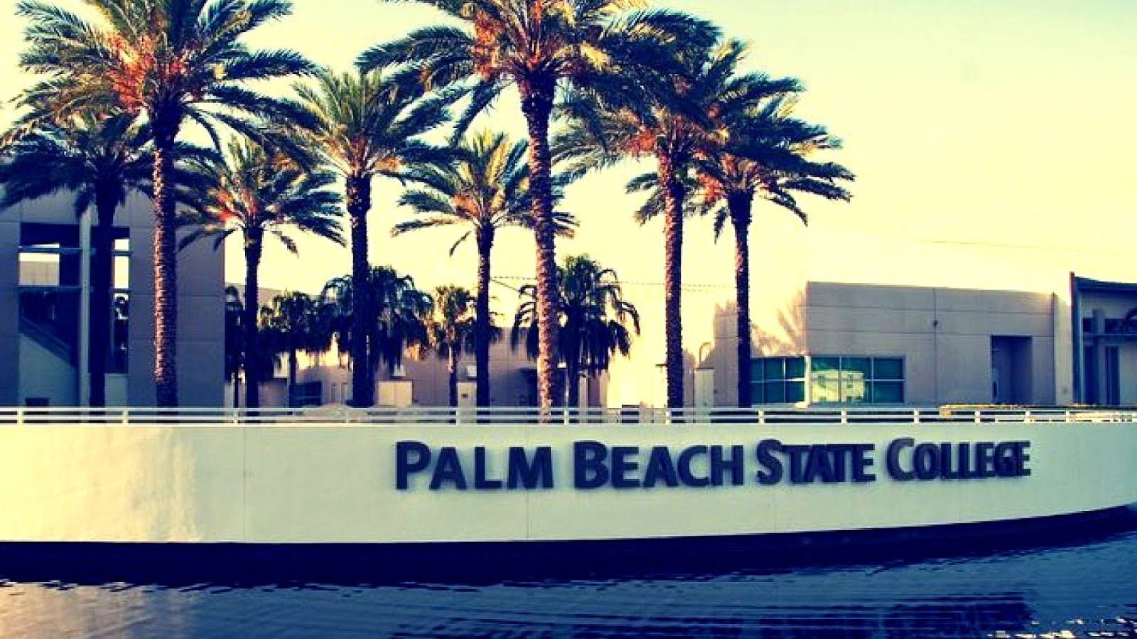 Colleges On The Beach >> Trip To Beach Community Colleges In West Palm Beach