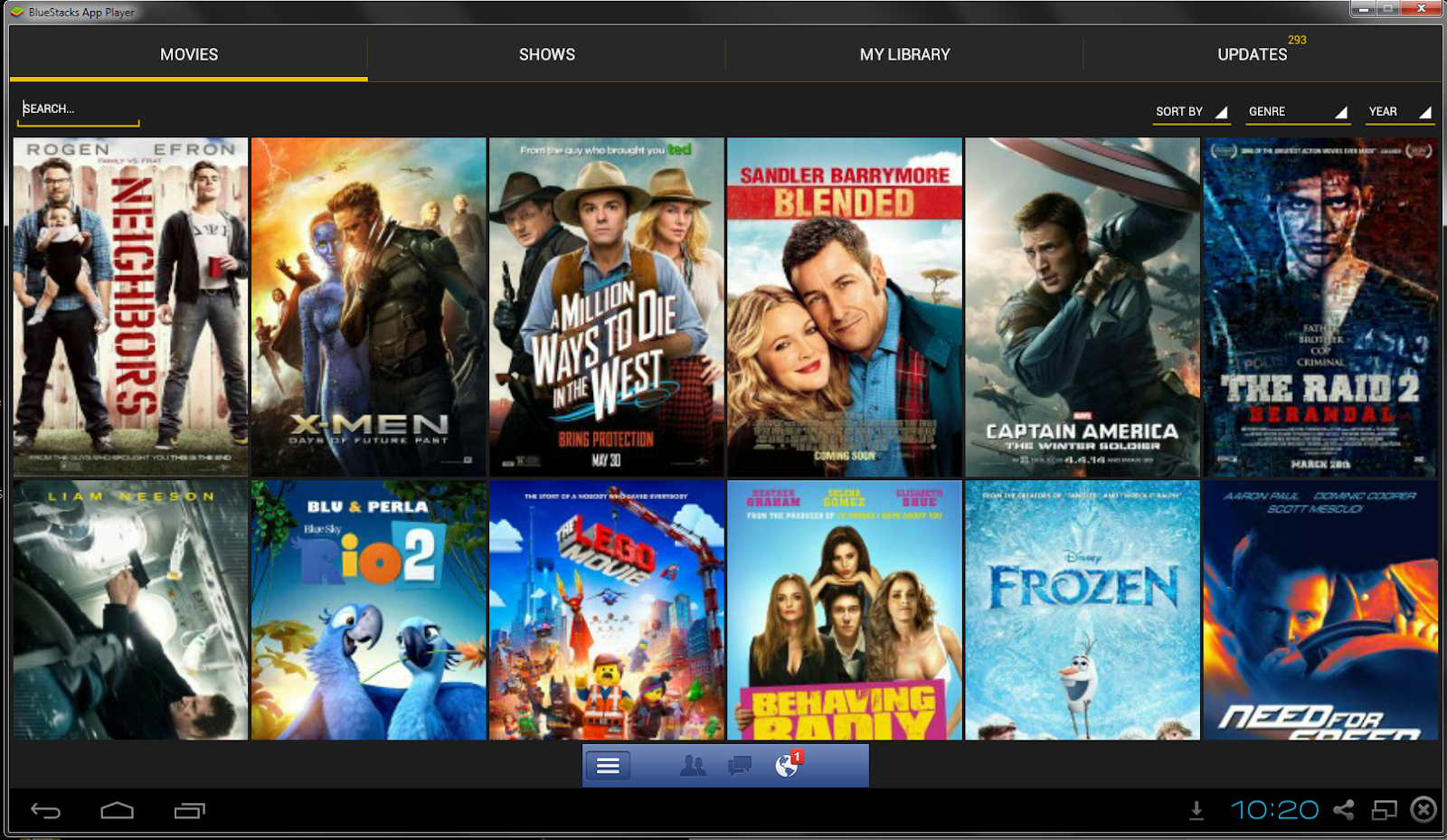 showbox alternative for android