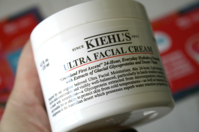 KIEHLS ULTRA FACIAL CREAM & CHARITY PARTNERSHIP WITH THE MTV STAYING ALIVE FOUNDATION