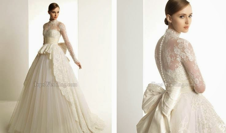 <Fashion>Wedding Dresses