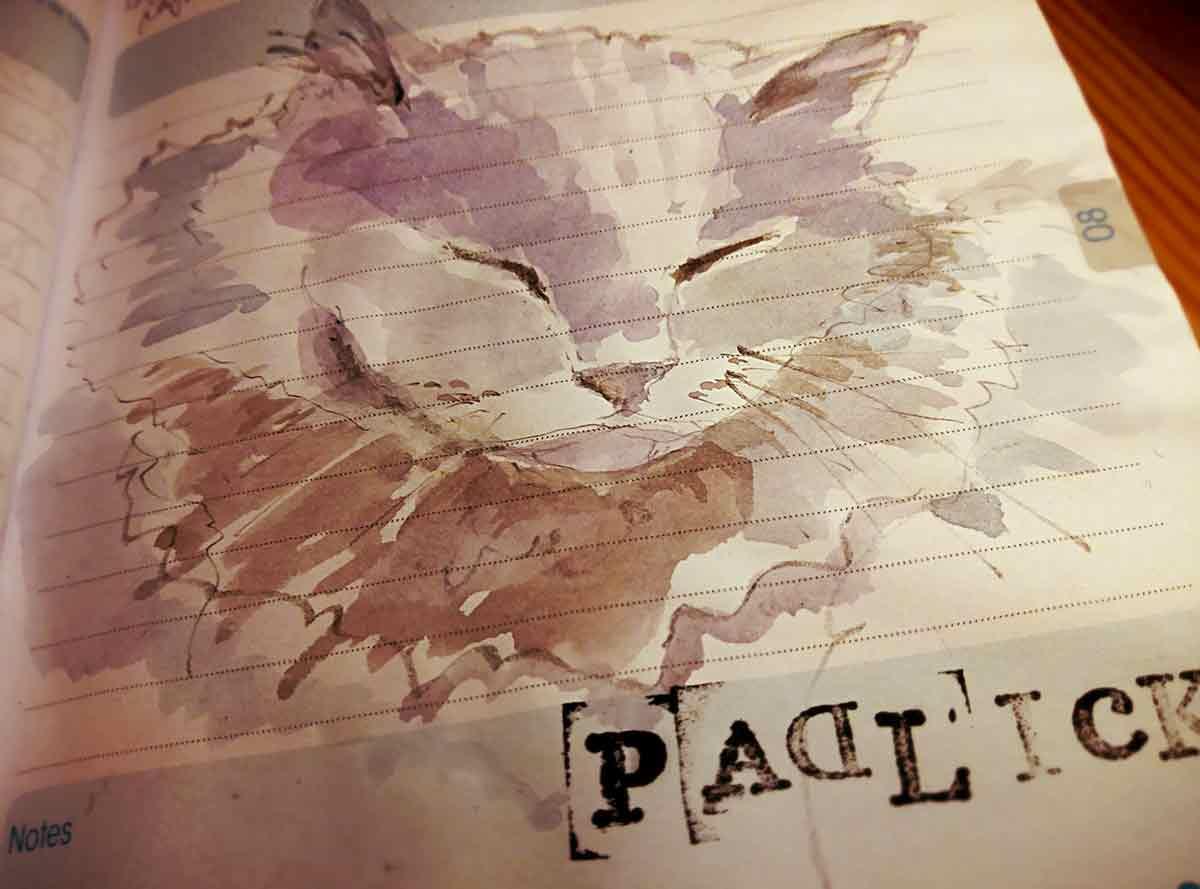 Padlick-watercolor-diary-sketch